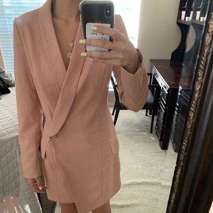 Missguided blazer dress